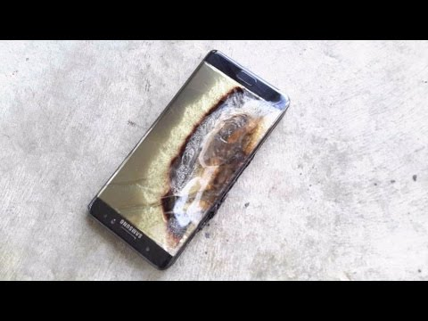 , title : 'Samsung, U.S  regulators officially recall Galaxy Note7 over explosions!!'