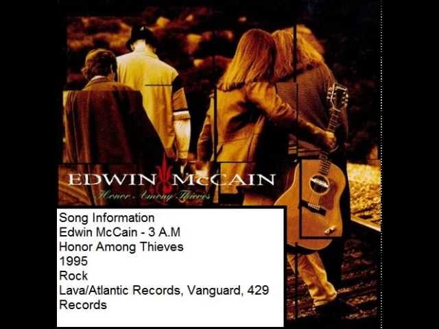 an album review of edwin mccains honor among thieves Edwin mccain - honor among thieves music mp3 album at cd universe, enjoy top rated service and worldwide shipping.