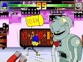 MUGEN battle #647: Bob vs DrKahl's Robot