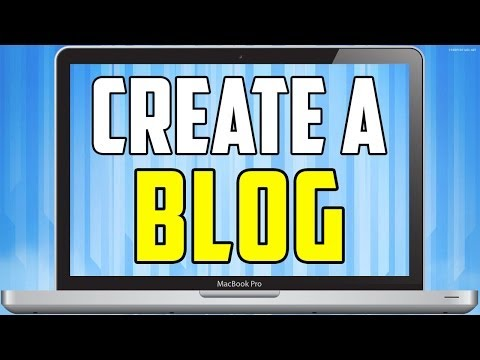 How to Create a Blog – Easy to Follow Tutorial!