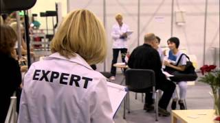 WSC2011 Final Report: Competition - Health, Public Services and Care