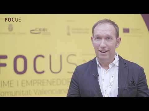 Iñaki Gaztelumendi en Focus Pyme y Emprendimiento Comunitat Valenciana 2018