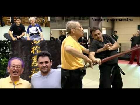 TAIKAI PERU 2013 Bujinkan Ninpo Peru Dojo Shihan Nestor Iscovi