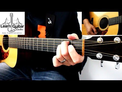 How To Play 10 Beginners Acoustic Guitar Songs – Part 1 – Drue James