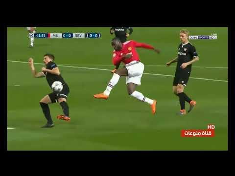 Manchester United vs Sevilla 1 2 All Goals & Highlights Extended 2018