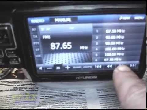 медиа нав для hyundai h- ccr2701g