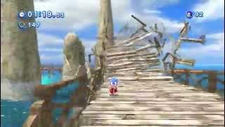 Sonic Generations: Classic Sonic Adventures 2 (Wave Ocean)