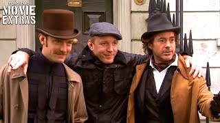 Nonton Go Behind The Scenes Of Sherlock Holmes  A Game Of Shadows  2011  Film Subtitle Indonesia Streaming Movie Download