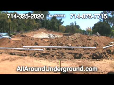 Trenching Services - Trenching Underground Contractors