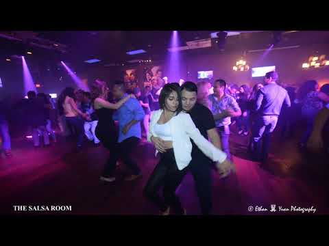 DJ EMERZIVE Sensual Bachata Social Dance At THE SALSA ROOM