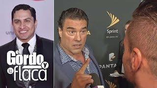 Julión Álvarez se solidariza con Paco Fuentes y condena la cachetada de Yáñez