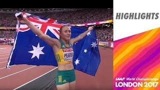 WCH 2017 London - 100m Hurdles Women
