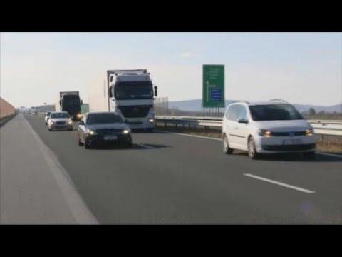 Βουλγαρία: Ηλεκτρονικό σύστημα διοδίων