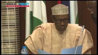 Buhari warns security chiefs to