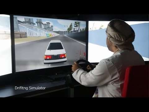 A five-member Omani girl student team have won the first prize from the Information Technology Authority (ITA) for developing a three dimensional (3D) virtual reality project, which helps explain the different stages of oil exploration in better way, while Fahd Al Shidhani, a member of another student group, won the first prize for inventing a car drifting game for PlayStation.  .