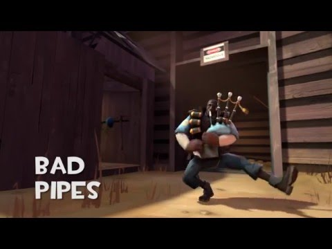 Bad Pipes Team Fortress 2