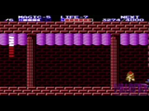 preview-Zelda II: The Adventure of Link (Nes/Wii) Game Review