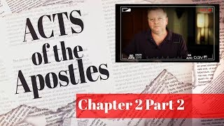 Video The Book Of Acts Bible Study Guide - Chapter 2 Part 2 - What God Wants From Us MP3, 3GP, MP4, WEBM, AVI, FLV Februari 2018