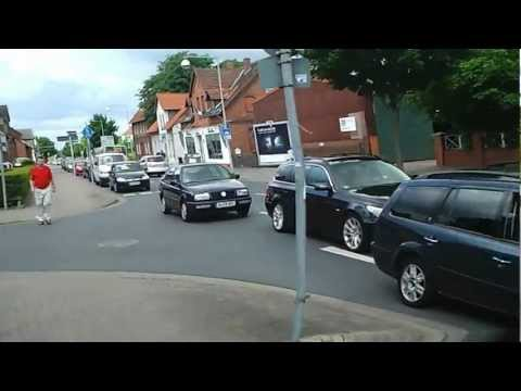 Hannover: 1. Fahrrad-Demo gegen den MEGA-Logistik-Verkehrsinfarkt Teil 2