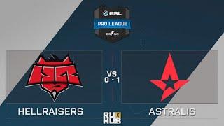 Astralis vs HR, game 1