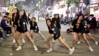 Download Lagu JHKTV] 신촌댄스Sin chon k-pop dance  WOW( 와우) team 4편  (South korea) Mp3