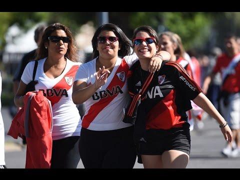 #DíaInternacionalDeLaMujer Las mujeres de River, en su día