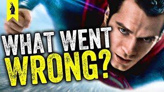 Video Man of Steel (Superman): What Went Wrong? – Wisecrack Edition MP3, 3GP, MP4, WEBM, AVI, FLV Oktober 2018