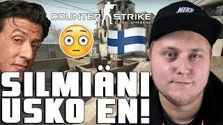 Counter-Strike Global Offensive Competitive Pelivideo (Hauskat Hetket) :D jos saadaan 300 tykkäystä tälle videolle niin pidän puukko giveawayn lähipäivinä!