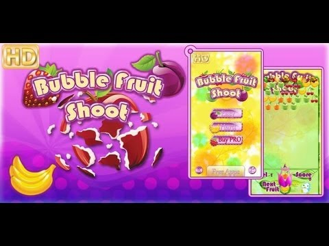 Video of Bubble Fruit Shoot HD