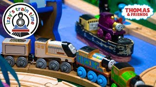 Thomas and Friends WOOD 2018 TABLE TRACK | Fun Toy Trains for K ids | Videos for Kids