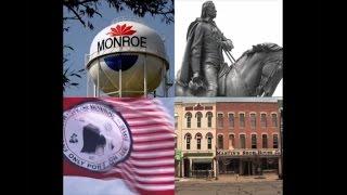 Only In Monroe  --- July 2015