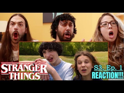 "STRANGER THINGS | Season 3, ""Chapter One: Suzie, Do You Copy?"" 