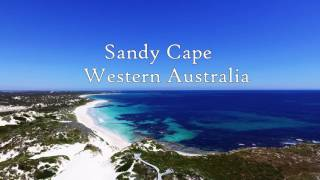 Jurien Bay Australia  city pictures gallery : Jurien Bay/ Sandy Cape, Western Australia - Drone Perspective