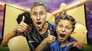 Video FIFA 18 PACK OPENING - PLUIE D'ANIMATIONS AVEC CLEM-CLOUM !!! MP3, 3GP, MP4, WEBM, AVI, FLV Oktober 2017