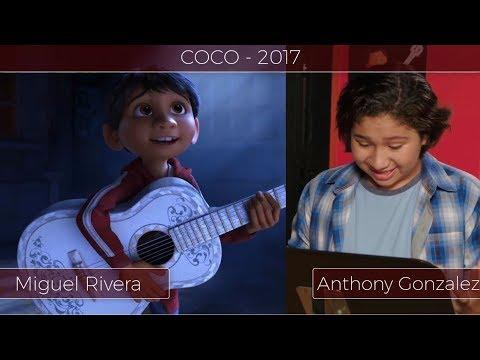 Behind The Voices 3 - Coco, Zootopia, Despicable Me,...