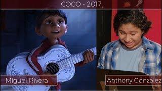 Video Behind The Voices 3 - Coco, Zootopia, Despicable Me,... MP3, 3GP, MP4, WEBM, AVI, FLV November 2018