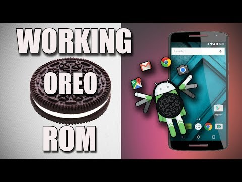 Download How To Install Android Oreo 8 0 Moto X Play Video 3GP Mp4