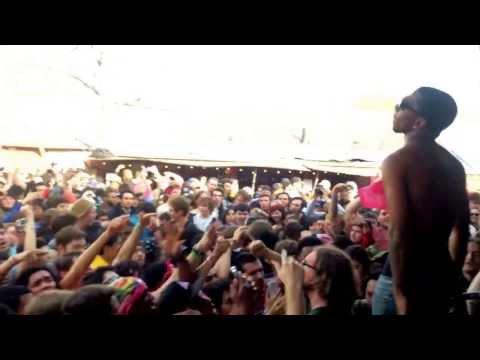 Lil B - Wonton Soup (Live 3/15/14 - SXSW 2014 - Austin, TX) (видео)