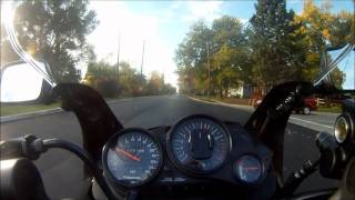 3. 2009 Kawasaki EX500 Speed Runs