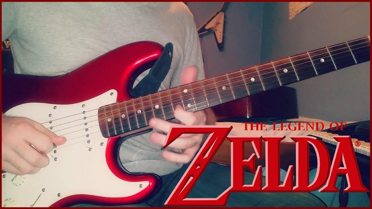Zelda Guitar Medley
