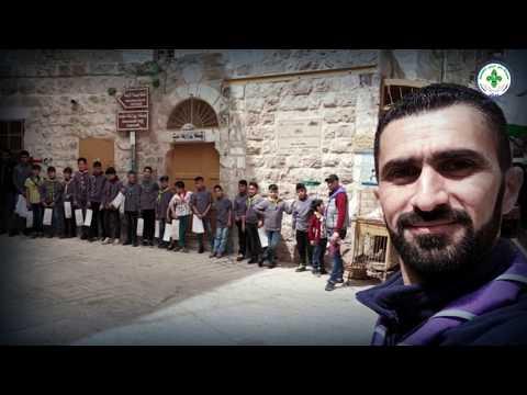 برومو سينمائي - مجموعة خليل الرحمن الكشفية توزع امساكيات رمضان في البلدة القديمة