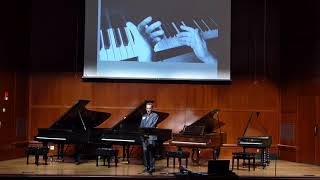 Keynote:  The Classical Improvisation Revival