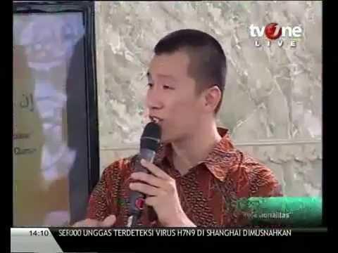 Ustadz Felix Siauw - Indonesia Menanti Sosok Pemimpin Amanah [Damai Indonesiaku 06-04-2013]