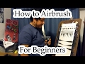 foto How to Airbrush for Beginners