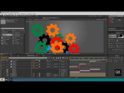 Adobe After Effects CS6 - #6: Gráficos Animados  (Curso Avanzado )