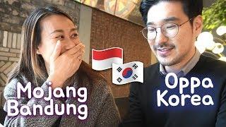 Korea + Indonesia Family Vlog   Cerita Oppa Korea ketemu Mojang Bandung