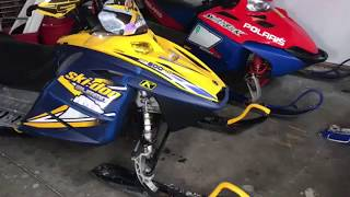3. 2005 ski doo summit 800 HO (UPDATE)