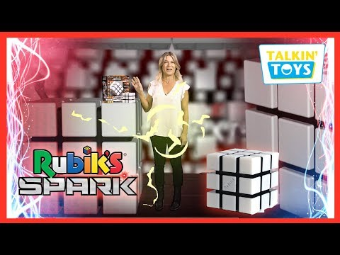 Rubik's Spark!  Talkin' Toys