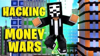 *NEW* Hacking Money Wars - Minecraft Modded Minigames | JeromeASF