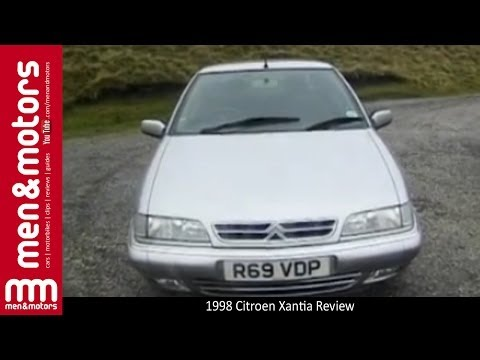 1998 Citroen Xantia Review